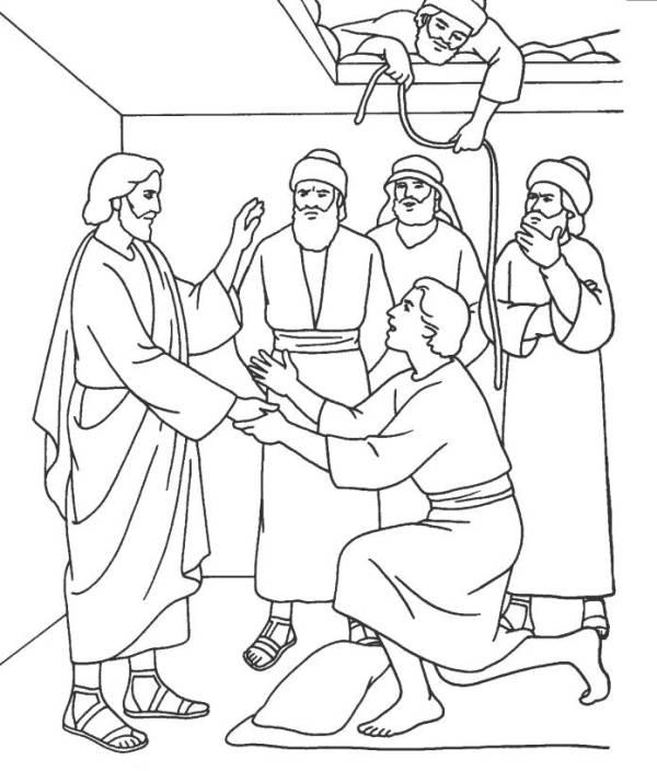 Iisus si slabanogul (2)